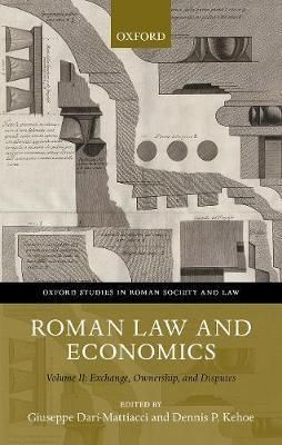 ROMAN LAW AND ECONOMICS