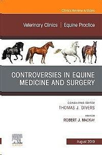 CONTROVERSIES EQUINE MEDICINA AND SURGERY