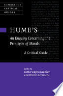 HUME'S AN ENQUIRY CONCERNING THE PRINCIPLES OF MORALS