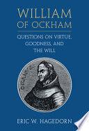 WILLIAM OF OCKHAM: