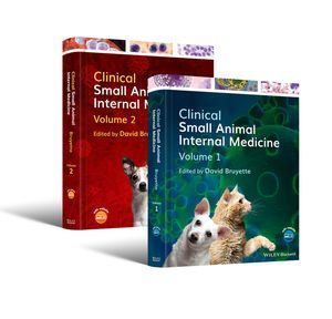CLINICAL SMALL ANIMAL INTERNAL MEDICINE (2 VOLS.)