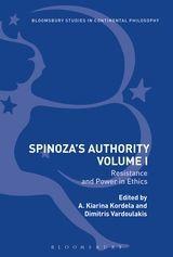 SPINOZA'S AUTHORITY VOLUME I