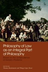 PHILOSOPHY OF LAW AS AN INTEGRAL PART OF PHILOSOPHY