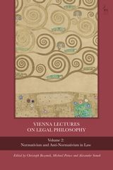 VIENNA LECTURES ON LEGAL PHILOSOPHY. VOL 2