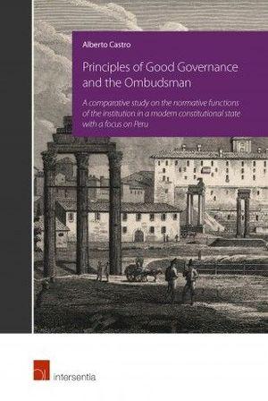 PRINCIPLES OF GOOD GOVERNANCE AND THE OMBUDSMAN