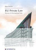 EU PRIVATE LAW.