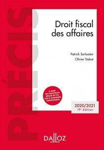 DROIT FISCAL DES AFFAIRES 2020-2021