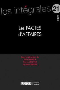 LES PACTES D'AFFAIRES