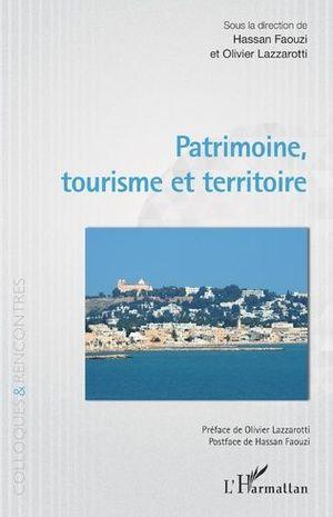 PATRIMOINE, TOURISME ET TERRITOIRE