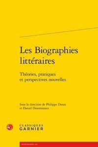 LES BIOGRAPHIES LITTÉRAIRES