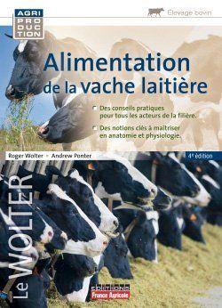 ALIMENTATION DE LA VACHE LAITIRE