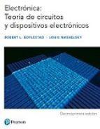 ELECTRONICA. TEORIA DE CIRCUITOS Y DISPOSITIVOS ELECTRONICOS