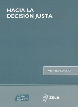 HACIA LA DECISIÓN JUSTA