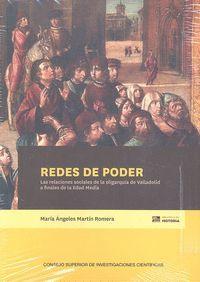 REDES DE PODER: LAS RELACIONES SOCIALES DE LA OLIGARQUIA DE VALLA