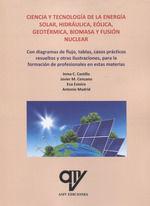 CIENCIA Y TECNOLOGIA DE LA ENERGIA SOLAR, HIDRAULICA, EOLICA, GEO