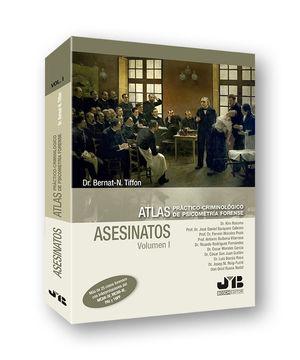 ATLAS PRACTICO-CRIMINOLOGICO DE PSICOMETRIA FORENSE