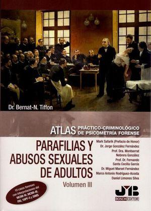 ATLAS PRÁCTICO-CRIMINOLÓGICO DE PSICOMETRÍA FORENSE
