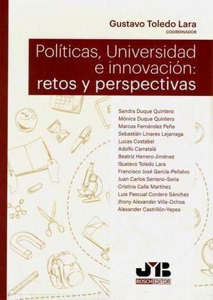 POLÍTICAS, UNIVERSIDAD E INNOVACIÓN