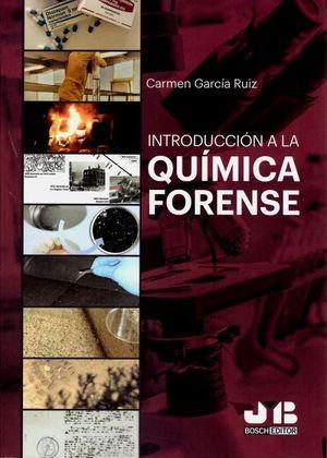 INTRODUCCION A LA QUIMICA FORENSE
