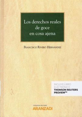 DERECHOS REALES DE GOCE EN COSA AJENA
