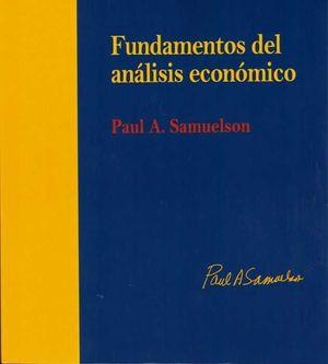 FUNDAMENTOS DEL ANALISIS ECONOMICO