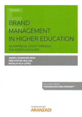 BRAND MANAGEMENT IN HIGHER EDUCATION
