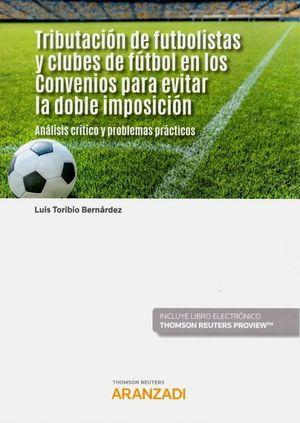 TRIBUTACION DE FUTBOLISTAS Y CLUBES DE FUTBOL EN LOS CONVENIOS PA