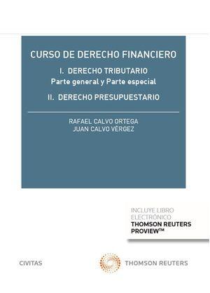 CURSO DE DERECHO FINANCIERO, I.