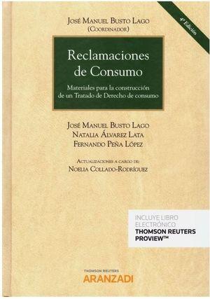 RECLAMACIONES DE CONSUMO