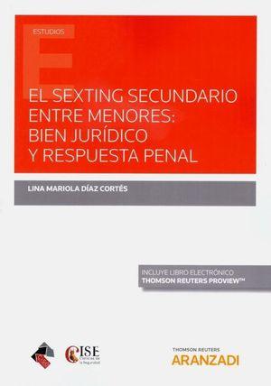 EL SEXTING SECUNDARIO ENTRE MENORES
