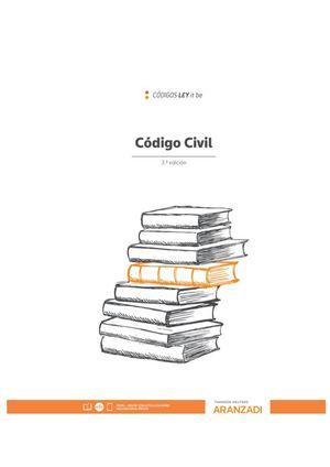 CODIGO CIVIL (LEYITBE) 3ª ED. 2020