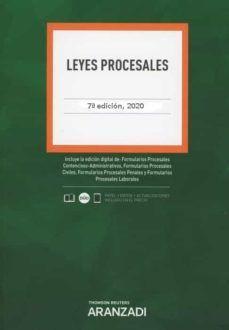 LEYES PROCESALES