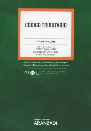 CODIGO TRIBUTARIO