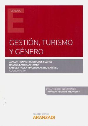 GESTION, TURISMO Y GENERO