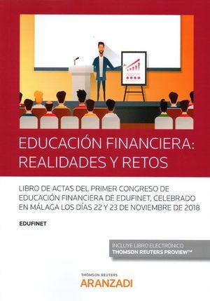 EDUCACION FINANCIERA: REALIDADES Y RETOS