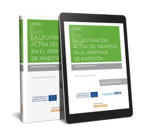 LA LEGITIMACION ACTIVA DEL INDIVIDUO EN EL ARBITRAJE DE INVERSION