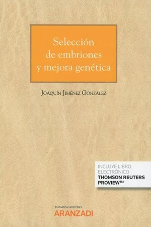 SELECCION DE EMBRIONES Y MEJORA GENETICA