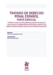 TRATADO DE DERECHO PENAL ESPAÑOL. PARTE ESPECIAL