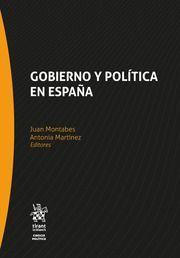 GOBIERNO Y POLITICA EN ESPAÑA