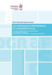 LAS CONTINGENCIAS PROFESIONALES DE LA SEGURIDAD SOCIAL