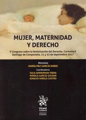 MUJER Y MATERNIDAD Y DERECHO
