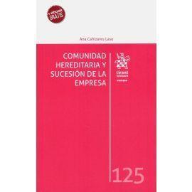 COMUNIDAD HEREDITARIA Y SUCESION DE LA EMPRESA