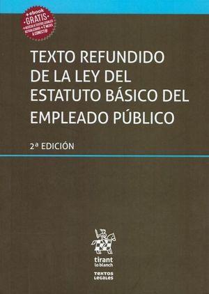 TEXTO REFUNDIDO DE LA LEY DEL ESTATUTO BASICO DEL EMPLEADO PUBLIC