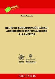 DELITO DE CONTAMINACIÓN BÁSICO