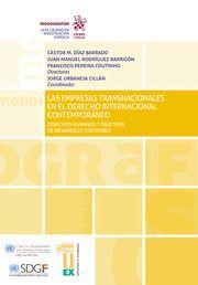 LAS EMPRESAS TRANSNACIONALES EN EL DERECHO INTERNACIONAL CONTEMPORANEO
