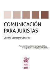 COMUNICACION PARA JURISTAS