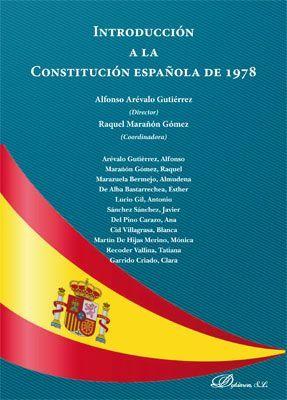 INTRODUCCIÓN A LA CONSITUCIÓN ESPAÑOLA DE 1978