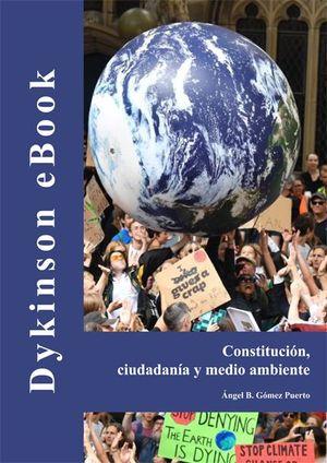 CONSTITUCION, CIUDADANIA Y MEDIO AMBIENTE