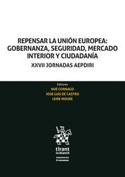 REPENSAR LA UNION EUROPEA: