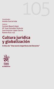 CULTURA JURIDICA Y GLOBALIZACION